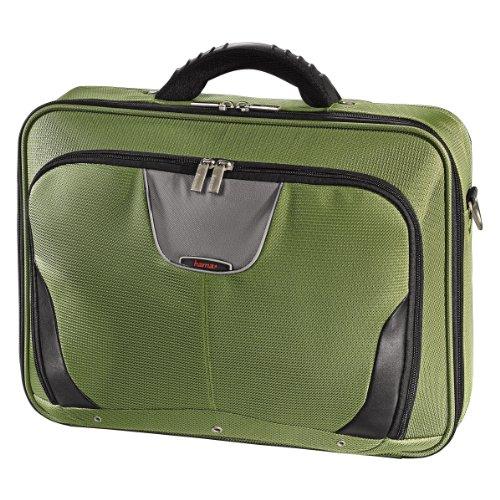 Hama Notebook-Tasche Jersey 39,1 cm (15,4 Zoll) Grün