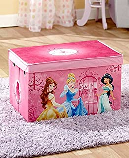 Perfect The Lakeside Collection Kidsu0027 Collapsible Storage Trunk Disney Princess