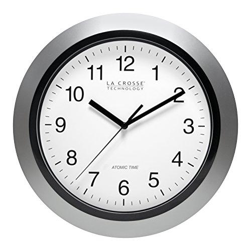 Plastic Analog Atomic Clock - 2