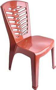 كرسي بلاستيك بدون ذراعين