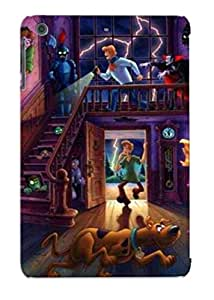 Awesome Case Cover/ipad Mini/mini 2 Defender Case Cover(scooby Paper Hause Haunted 46376) Gift For Christmas