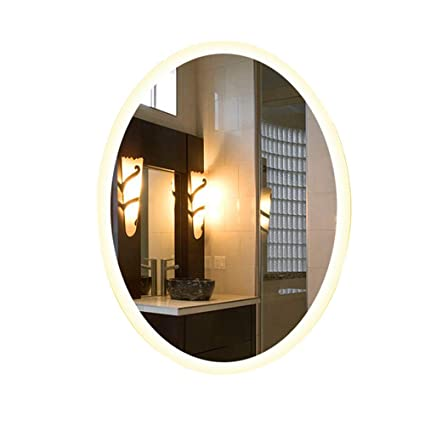 Bathroom Mirror Specchio Luminoso Da Bagno Specchio Ovale Anti