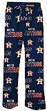 Houston Astros Men's Navy Home Run Pajama Pants