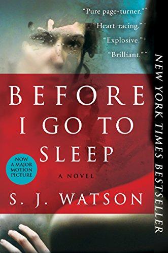 Download Before I Go To Sleep: A Novel Pdf