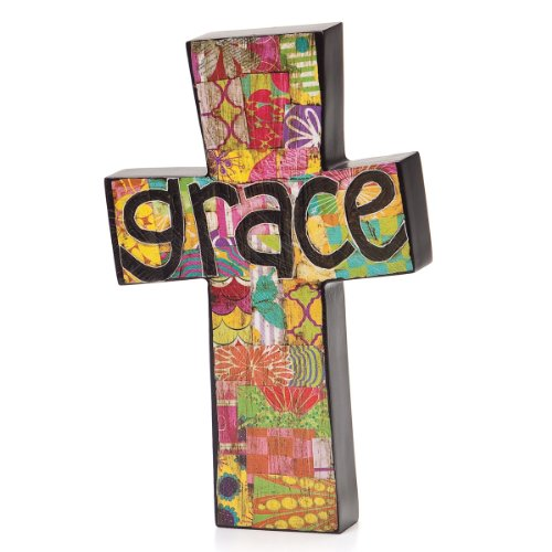 DEMDACO Colorful Devotions Grace Cross