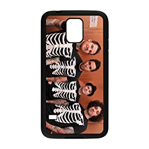 Fall out boy Samsung Galaxy S5 Cell Phone Case Black I3623374