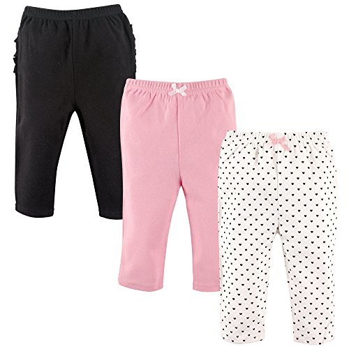 Infant Black Pants - 4