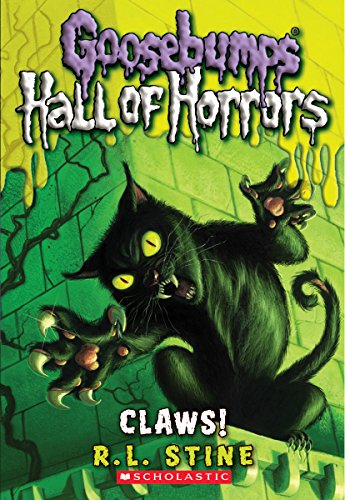 Goosebumps Hall of Horrors #1: Claws!