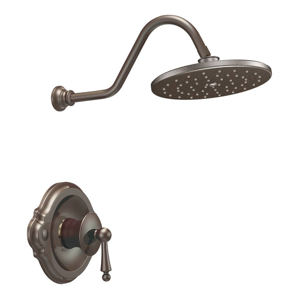 Moen TS312ORB-2520 Waterhill Posi-Temp Shower Trim Kit with Valve, Oil Rubbed Bronze by Moen