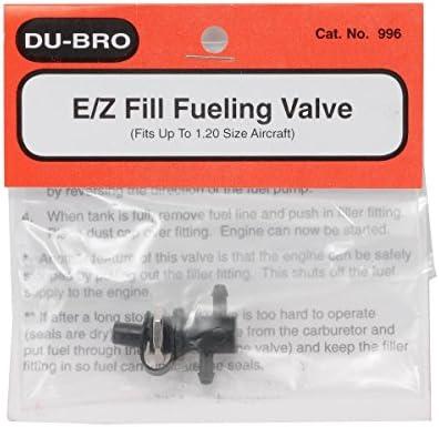 Du-Bro 807 E//Z Kwik Fill Fuel Cap Fitting