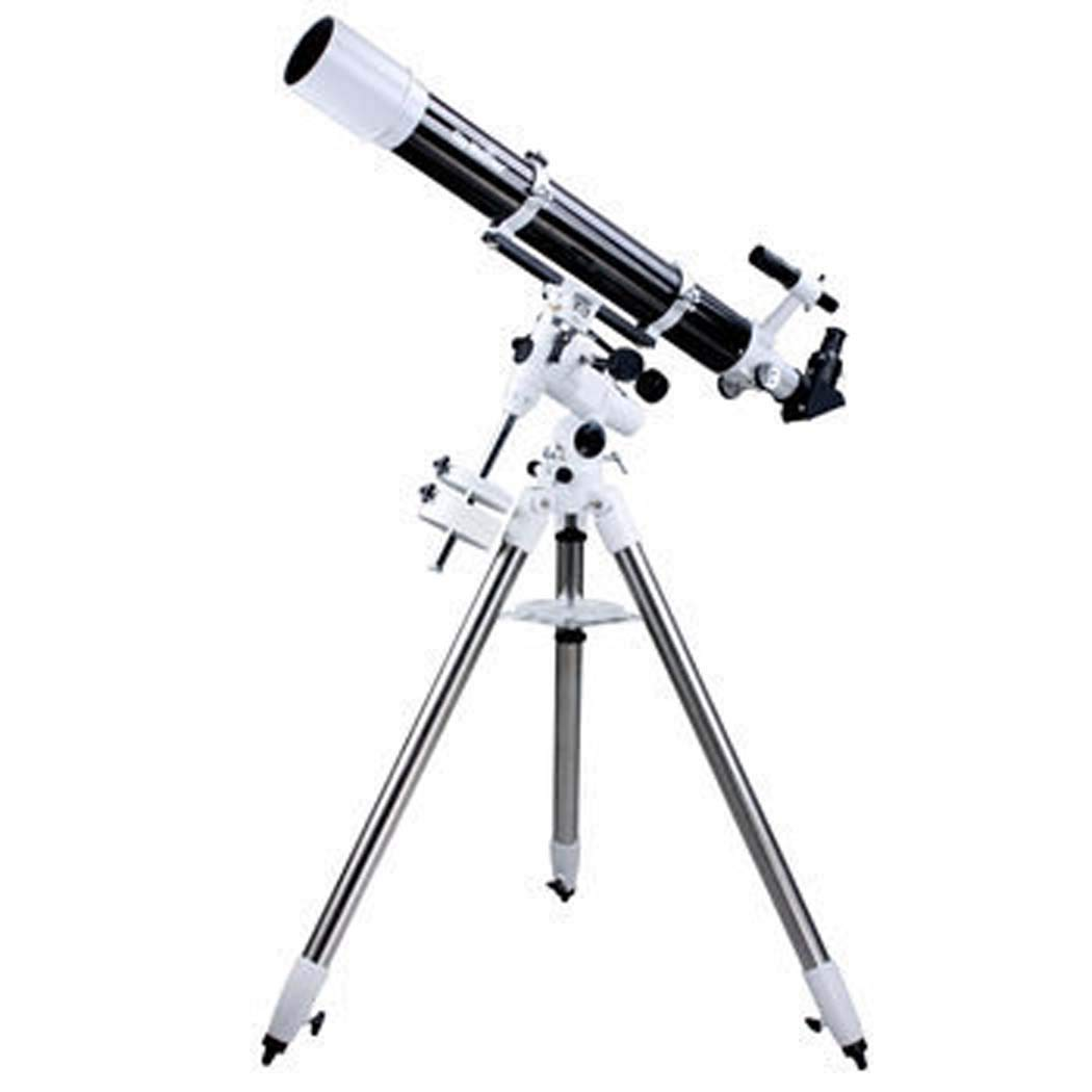 GGPUS Finder Mirror 6X30, Telescope, Travel Scope, Astronomical Refracter Telescope with Tripod & Finder Scope, Portable Telescope, Focal Length 1000Mm with Equatorial Mount by GGPUS