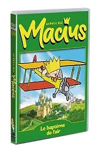 Le Petit Roi Macius - 2 - Le baptême de l'air