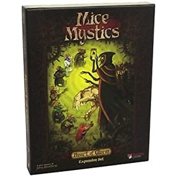 Plaid Hat Games Mice and Mystics: The Heart of Glorm Expansion