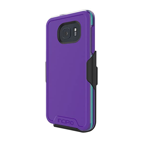 cheap for discount ddbc3 b8270 Samsung Galaxy S7 Edge case, Incipio [Performance Series] Level 4,  Ultra-Rugged Drop Protection Polycarbonate-Shell Scratch-Resistant Hybrid  Cover - ...