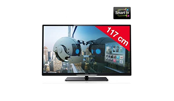 Philips 46PFL4208H/12 - Televisor LED Smart TV: Amazon.es: Electrónica