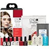 CND Shellac Intro Pack (lamp is not included) by CND Cosmetics