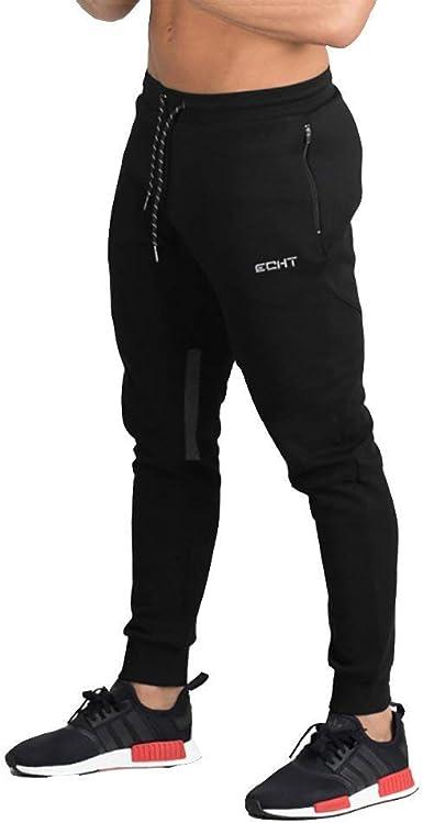 homme survêtement jogging pantalon d/'entraînement sport jogger