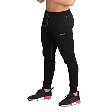 BoBoLily Hombres Hombres Casual Gym Running Fitness Workout ...