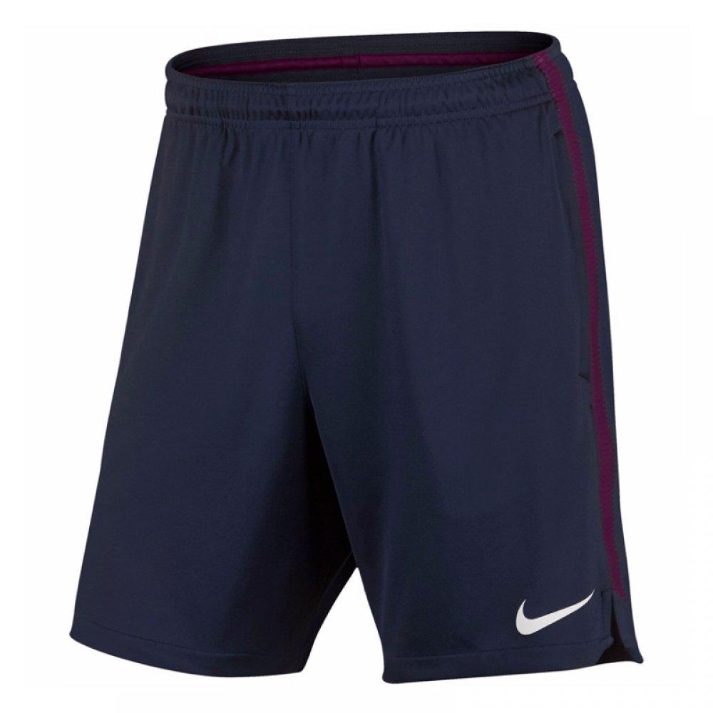 2017-2018 Man City Nike Squad Training Shorts (Navy) Kids B072MGMN98Navy XLB 29-30\