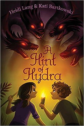 3fc7ade8b89 A Hint of Hydra (The Mystic Cooking Chronicles): Heidi Lang, Kati  Bartkowski: 9781481477956: Amazon.com: Books
