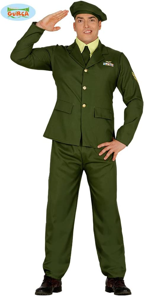 Disfraz de militar: Amazon.es: Juguetes y juegos