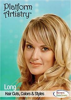 Amazon.com: Platform Artistry: Advanced Hair Color Collection DVD ...