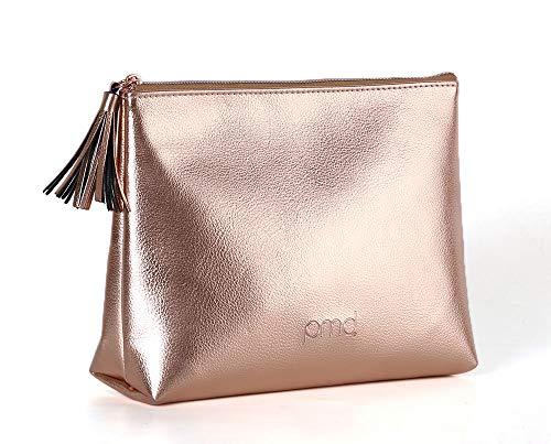 The Kennedy Bag by PMD Beauty - Rose Gold, Elegant Women