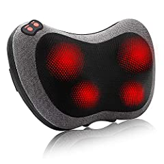 Back Massager with Heat,Shiatsu