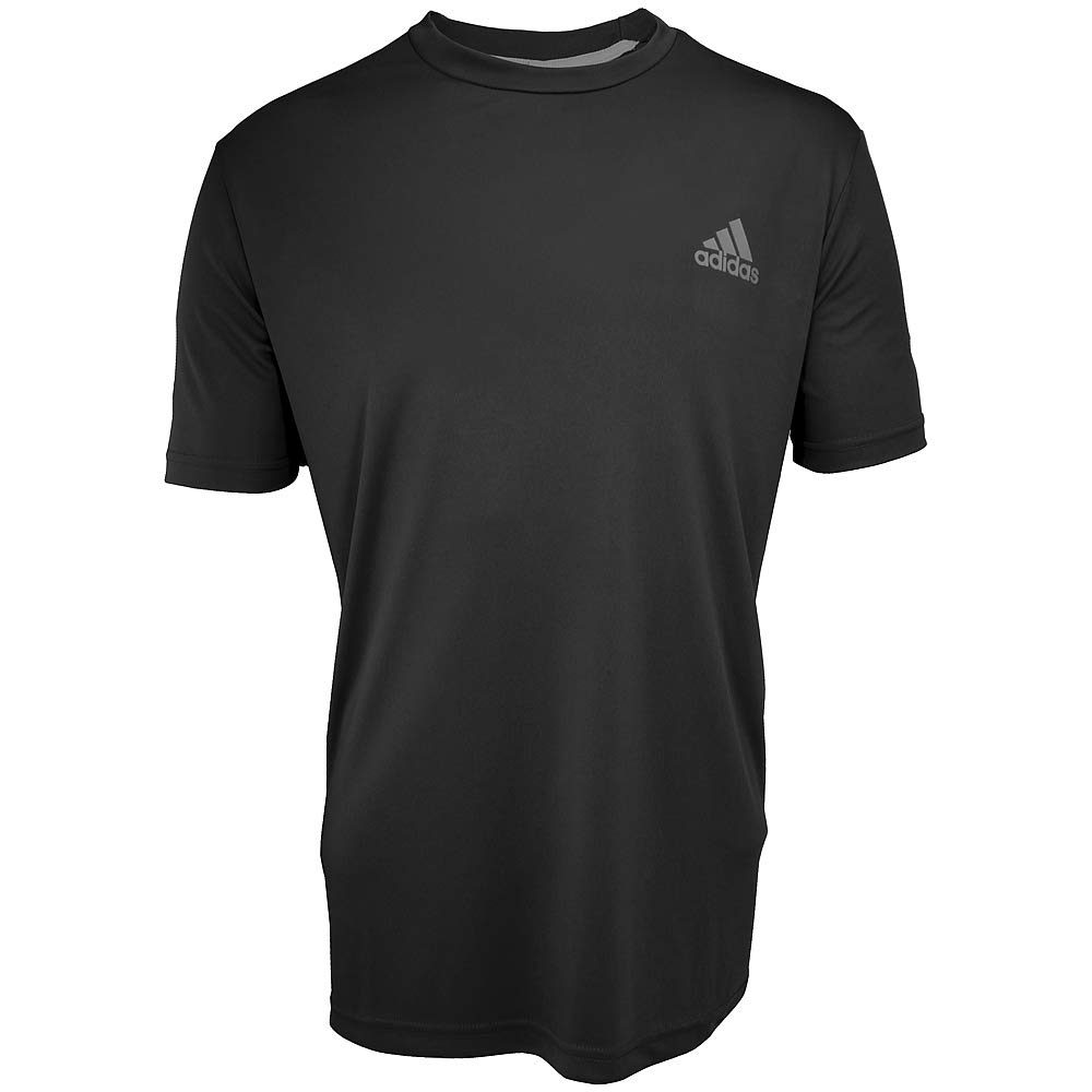 Adidas Men's Black Crew Neck T-Shirt Size Small