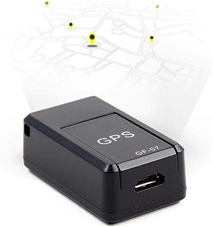 Amazon.com: Feileng GF07 - Localizador GPS para coche (GSM ...