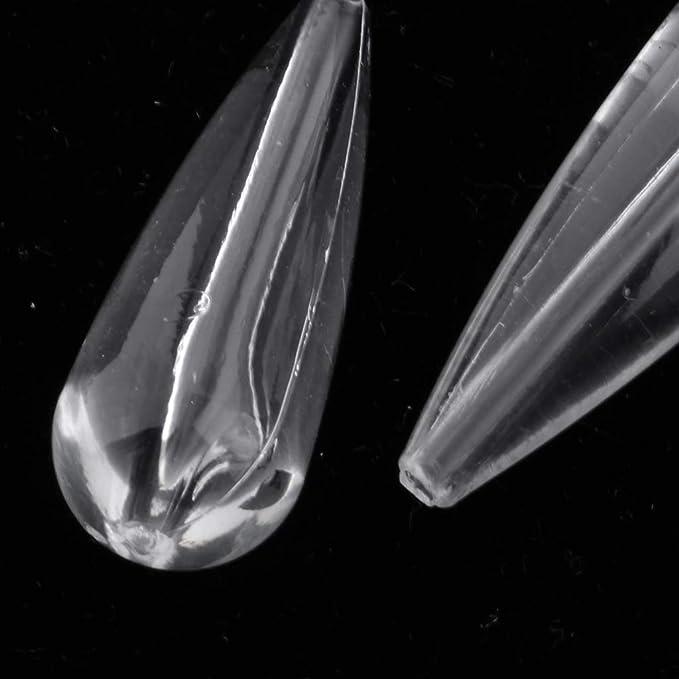 10x Sinking Spirolino Bombarda Fishing Float for Casting Lure Sequins Flies