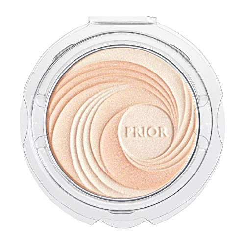 Shiseido PRIOR Beauty Gloss-Up Pressed Powder SPF15 PA++ 9.5g/0.335oz #Beige - Powder Refill Makeup Pressed The Shiseido