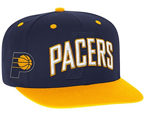 Indiana Pacers Draft - Indiana Pacers Adidas 2016 NBA Draft Day Authentic Snap Back Hat