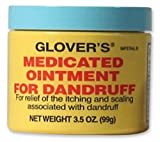 Glovers Medicated Ointment for Dandruff 3.5 oz (Pack of 4) Review