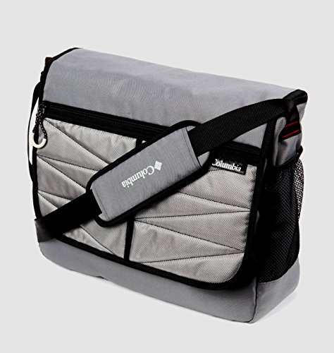 global adventure messenger diaper bag