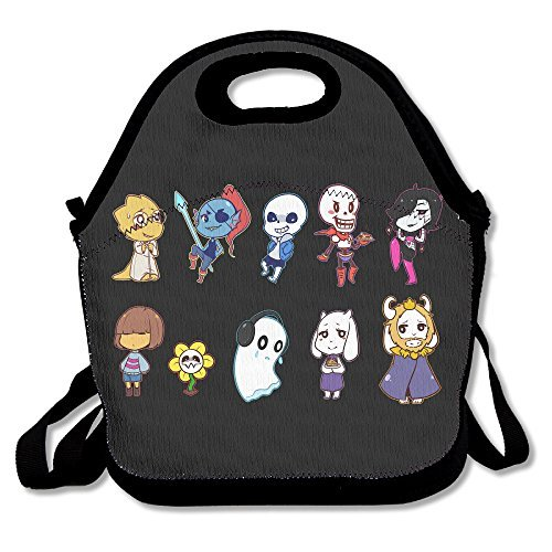 fox-customzied-undertale-all-roles-multifunction-lunch-tote-bag-with-adjustable-straps