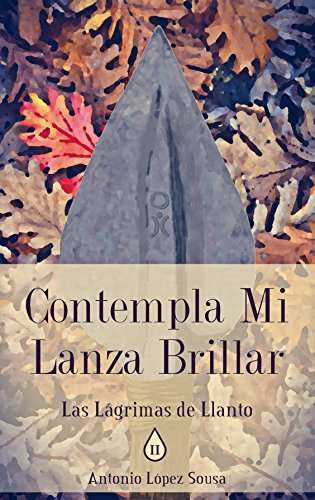 Contempla mi lanza brillar: Las lágrimas de Llanto, Libro II (Novela de fantasía
