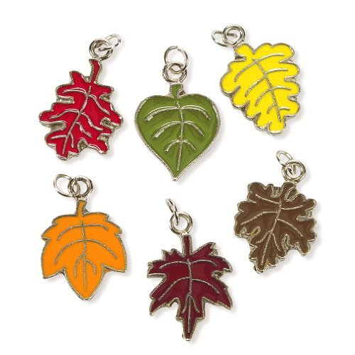 Leaf Jewelry Charms (3 dz)