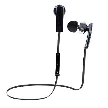 VR de Primus Mate 8 Plus – ligero Bluetooth Auriculares con micrófono – Inalámbrico hablar y