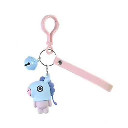 Amazon.com: K-pop BTS Key Chains SHOOKY Cooky CHIMMY MANG ...