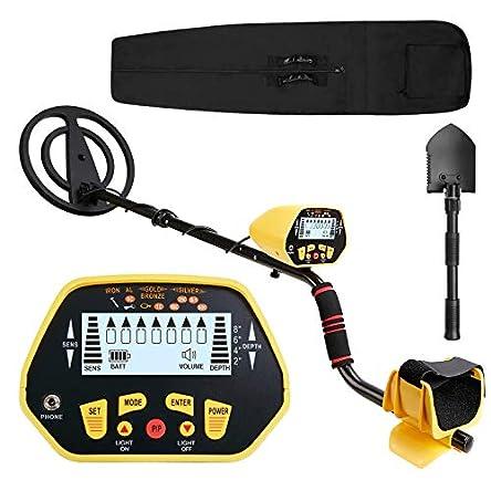 Canway Metal Detector High Accuracy Adjustable Waterproof...