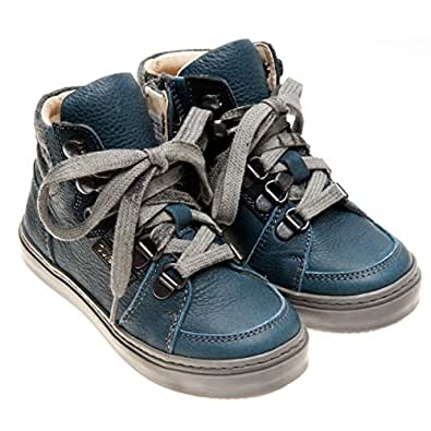 QUIS QUIS Blue and Grey Fashion Sneakers For Boys
