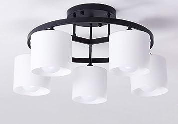 Lampadari Per Ragazze : Cwj semplici luci moderne lampadari stile europeo luci da soffitto