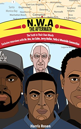 N.W.A - The Aftermath: Exclusive Interviews with Dr. Dre, Ice Cube, Jerry Heller, Yella & Westside Connection (Behind the Music Tales Book - Exclusive Snapbacks