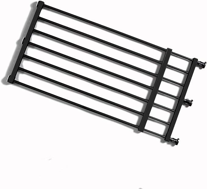 Valla Mediano y Perros pequeños de Seguridad for Mascotas Puertas Ampliable for Escalera Chimenea Aislamiento Barrera (Color : High42cm, Size : Width 93-160cm): Amazon.es: Hogar