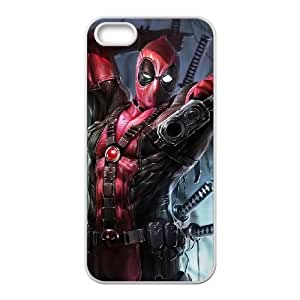 Deadpool iPhone 4 4s Cell Phone Case White Decoration pjz003-3755921