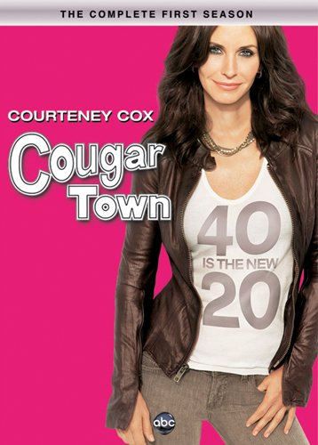 Cougars Bottle - Cougar Town: Season 1