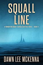 Squall Line (The Forgotten Coast Florida Suspense Series Book 9)