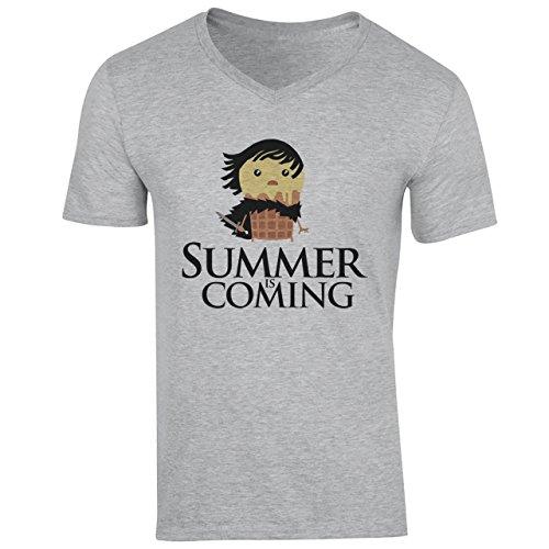 Summer Is Coming Game Of Thrones Herren V-Neck