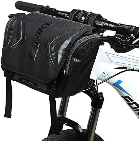 Inbike Bicicleta Bolsa de Manillar, Ciclismo Frontal Bolsa de ...